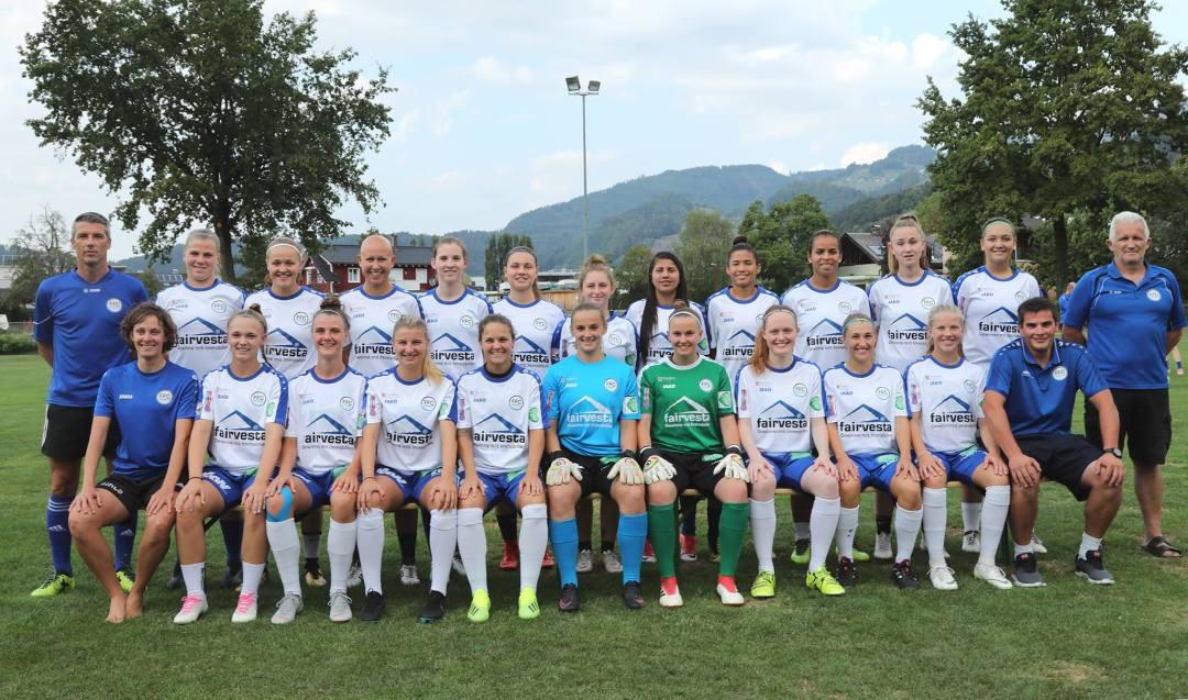 FFC Vorderland Kampfmannschaft - all