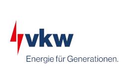VKW Logo + SChrift